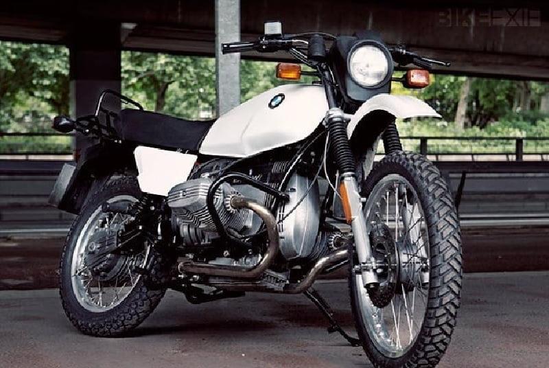 Manual Moto BMW R 80 GS Reparación y Servicio
