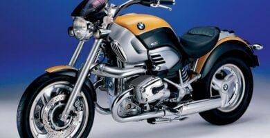 Manual Moto BMW R 850 C Reparación y Servicio