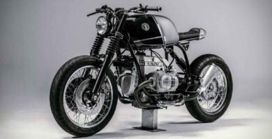 Manual Moto BMW R 100 R Reparación y Servicio