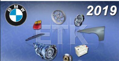 BMW ETK 2019 Catalogo de Partes Oficial Descarga GRATIS