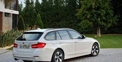 Catalogo de Partes BMW Serie 3 Sport Wagon 2015 AutoPartes y Refacciones