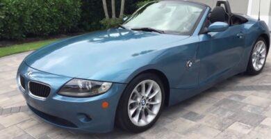 Catalogo de Partes BMW Z4 2.5i 2003-2005 AutoPartes y Refacciones