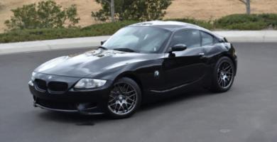 Catalogo de Partes BMW Z4 M Coupe 2006-2008 AutoPartes y Refacciones