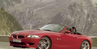 Catalogo de Partes BMW Z4 M Roadster 2006-2007 AutoPartes y Refacciones