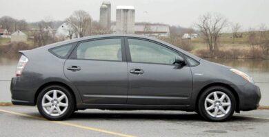 Catalogo de Partes TOYOTA Prius 2008 AutoPartes y Refacciones