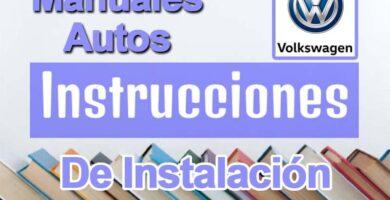 Guía para Instalar Manuales de Autos Volkswagen en Español