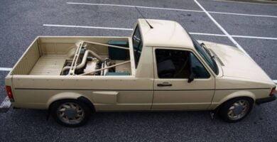 Manual VOLKSWAGEN Caddy 1981 de Reparación GRATIS