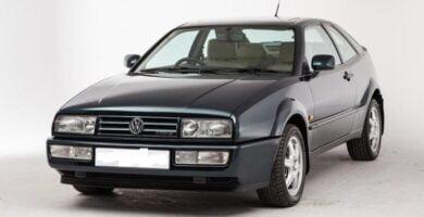 Manual VOLKSWAGEN Corrado 1995 de Reparación GRATIS