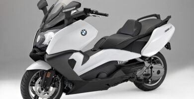 Manual Moto BMW-C 650 GT-2011 de Usuario PDF GRATIS