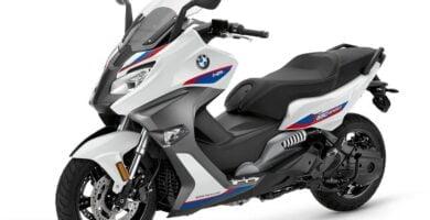 Manual Moto BMW-C 650 Sport-2018 de Usuario PDF GRATIS