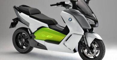 Manual Moto BMW-C Evolution-2016 de Usuario PDF GRATIS