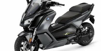Manual Moto BMW-C Evolution-2017 de Usuario PDF GRATIS