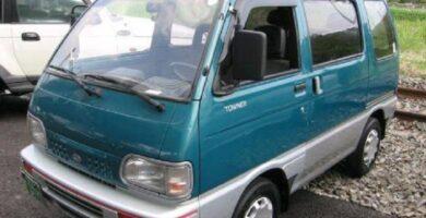 Catalogo de Partes KIA TOWNER 2000 AutoPartes y Refacciones