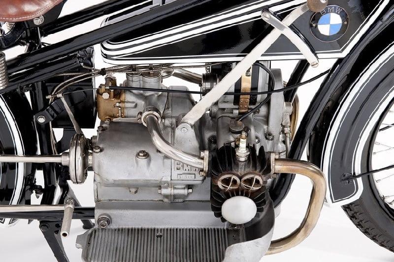 Motor Moto BMW