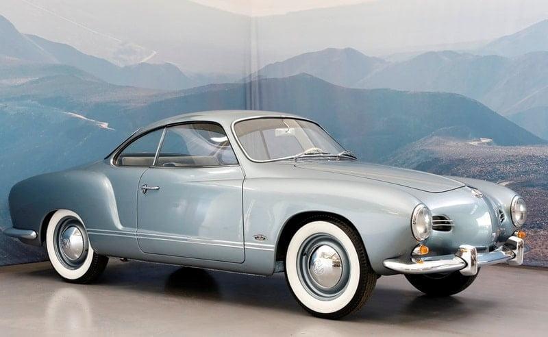 Manual VOLKSWAGEN Karmann Ghia 1956 de Reparación GRATIS