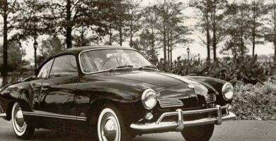 Manual VOLKSWAGEN Karmann Ghia 1959 de Reparación GRATIS