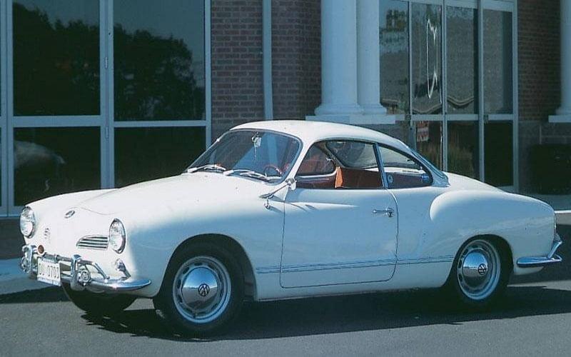 Manual VOLKSWAGEN Karmann Ghia 1963 de Reparación GRATIS