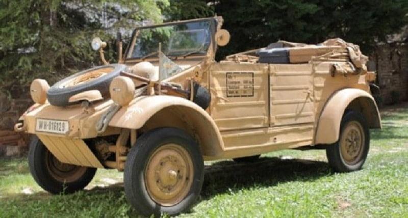 Manual VOLKSWAGEN Kubelwagen 1942 de Reparación GRATIS