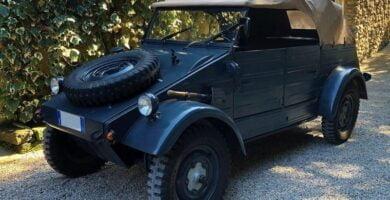 Manual VOLKSWAGEN Kubelwagen 1943 de Reparación GRATIS
