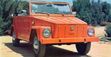Manual VOLKSWAGEN Safari 1971 de Reparación GRATIS