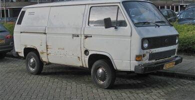 Manual VOLKSWAGEN Transporter 1985 de Reparación GRATIS