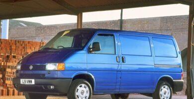 Manual VOLKSWAGEN Transporter 1999 de Reparación GRATIS