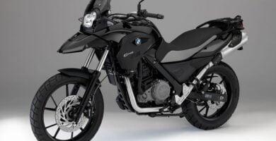 Manual Moto BMW-F 700 GS-2016 de Usuario PDF GRATIS