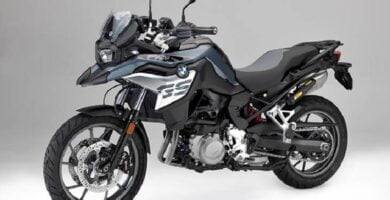 Manual Moto BMW-F 750 GS-2020 de Usuario PDF GRATIS