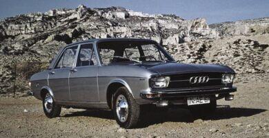 atálogo de Partes AUDI 100 1968 AutoPartes y Refacciones