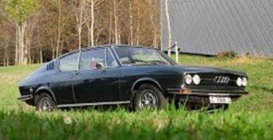 Catálogo de Partes AUDI 100 1973 AutoPartes y Refacciones