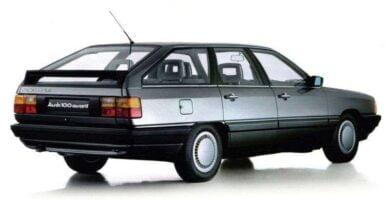 Catálogo de Partes AUDI 100 1984 AutoPartes y Refacciones