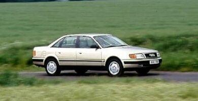Catálogo de Partes AUDI 100 1991 AutoPartes y Refacciones
