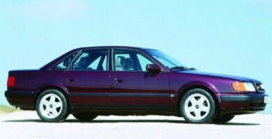 Catálogo de Partes AUDI 100 1994 AutoPartes y Refacciones