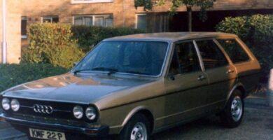 Catálogo de Partes AUDI 80 1975 AutoPartes y Refacciones
