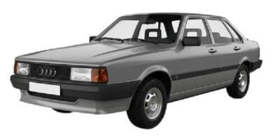 Catálogo de Partes AUDI 80 1984 AutoPartes y Refacciones