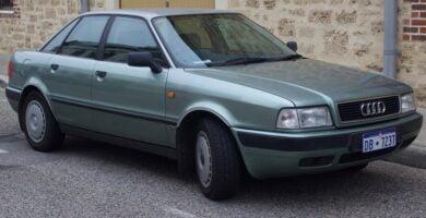 Catálogo de Partes AUDI 80 1992 AutoPartes y Refacciones