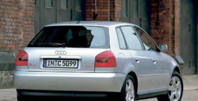 Catálogo de Partes AUDI A3 1999 AutoPartes y Refacciones