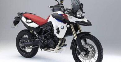 Manual Moto BMW-F 800 GS-2013 de Usuario PDF GRATIS