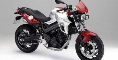 Manual Moto BMW-F 800 R-2012 de Usuario PDF GRATIS