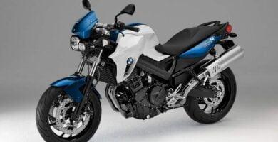 Manual Moto BMW-F 800 R-2013 de Usuario PDF GRATIS