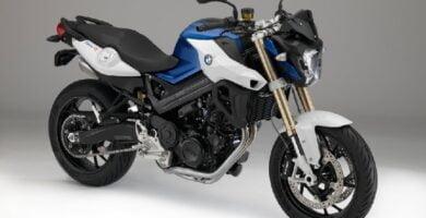 Manual Moto BMW-F 800 R-2016 de Usuario PDF GRATIS