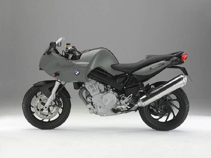 Manual Moto BMW-F 800 S-2007 de Usuario PDF GRATIS