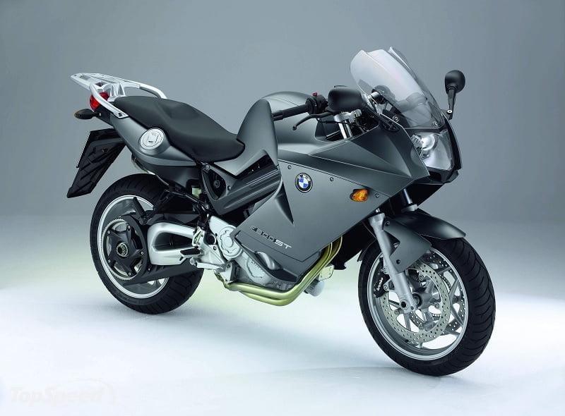 Manual Moto BMW-F 800 ST-2006 de Usuario PDF GRATIS