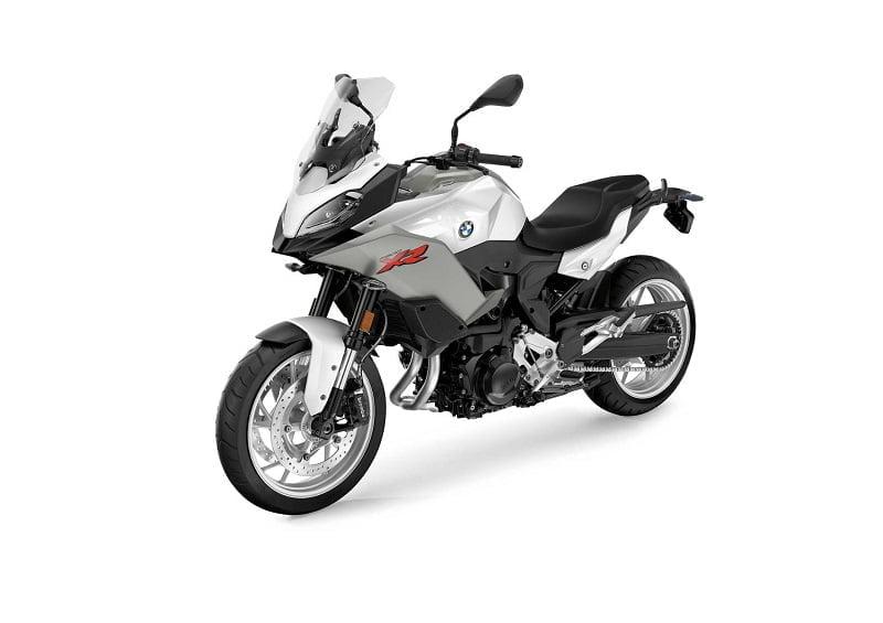 Manual Moto BMW-F 900 XR-2019 de Usuario PDF GRATIS