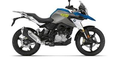 Manual Moto BMW-G 310 GS-2020 de Usuario PDF GRATIS