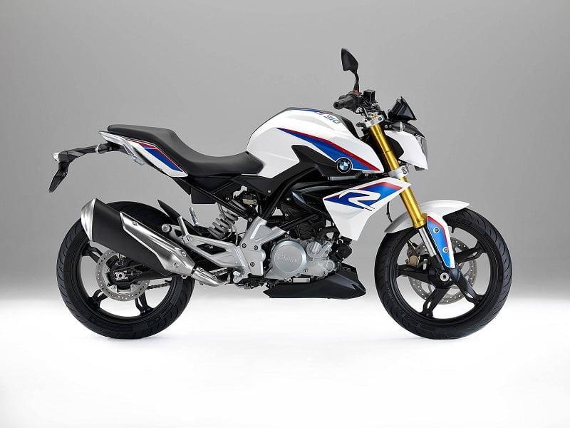 Manual Moto BMW-G 310 R-2016 de Usuario PDF GRATIS