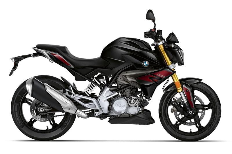 Manual Moto BMW-G 310 R-2020 de Usuario PDF GRATIS