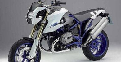 Manual Moto BMW-HP2 Megamoto-2007 de Usuario PDF GRATIS