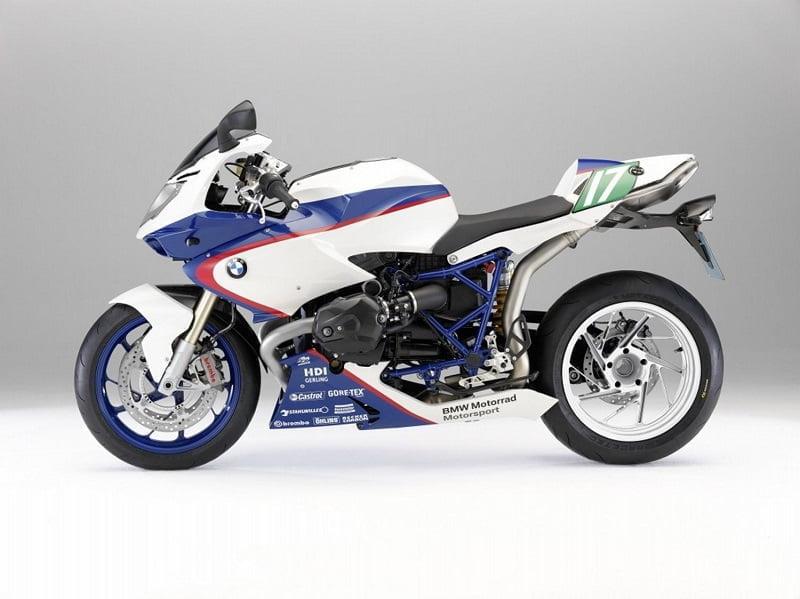 Manual Moto BMW-HP2 Sport-2007 de Usuario PDF GRATIS