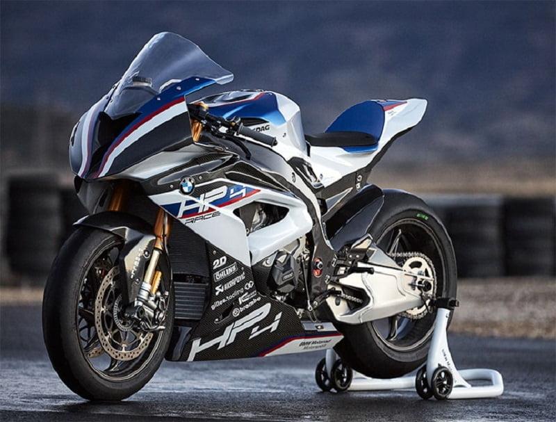 Manual Moto BMW-HP4 Race-2017 de Usuario PDF GRATIS